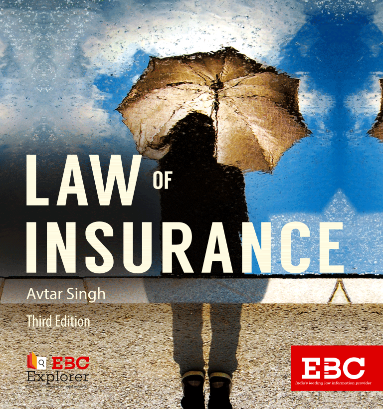 Law Of Insurance Ebc Webstore